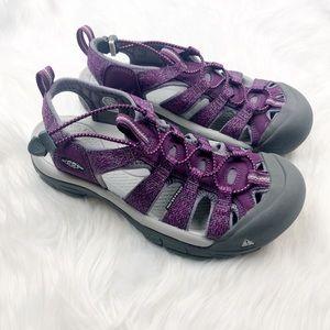 Keen Purple Outdoor Sandals